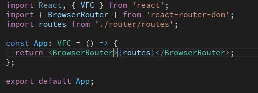 vscode Import文を自動作成後